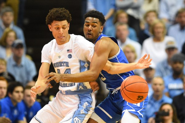 UNC Basketball: Tar Heels down Duke on Senior Night