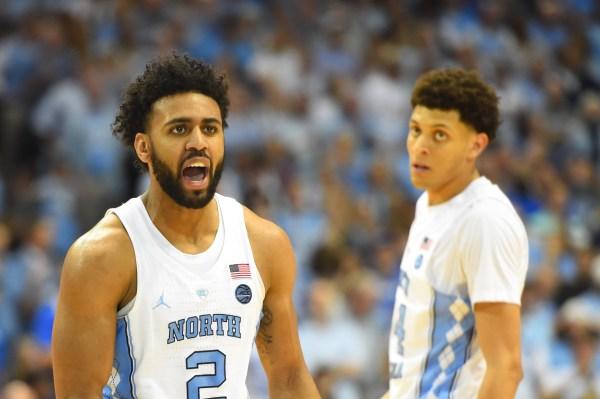 NCAA Tournament: Three Tar Heels named to All-South Region ...