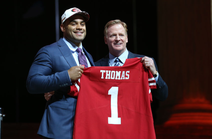 Image result for solomon thomas 49ers