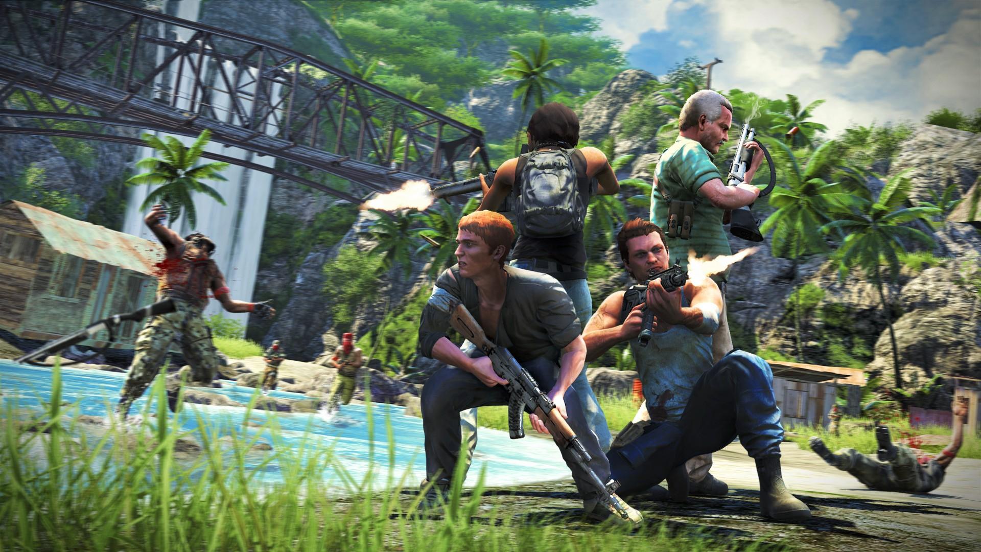Editor Cry 3 Map Far Multiplayer