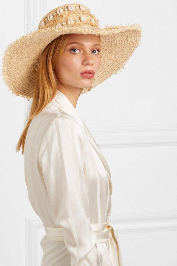 Модные летние шляпы 2020 - тенденции и новинки