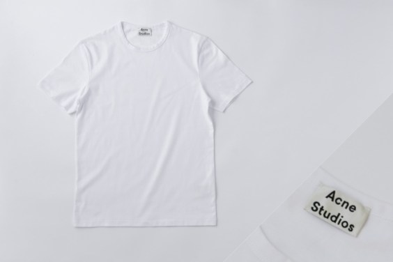 「アクネ メンズ Tシャツ」の画像検索結果