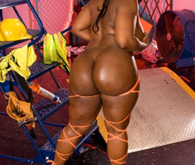 Huge Ass Big Booty Black Girl