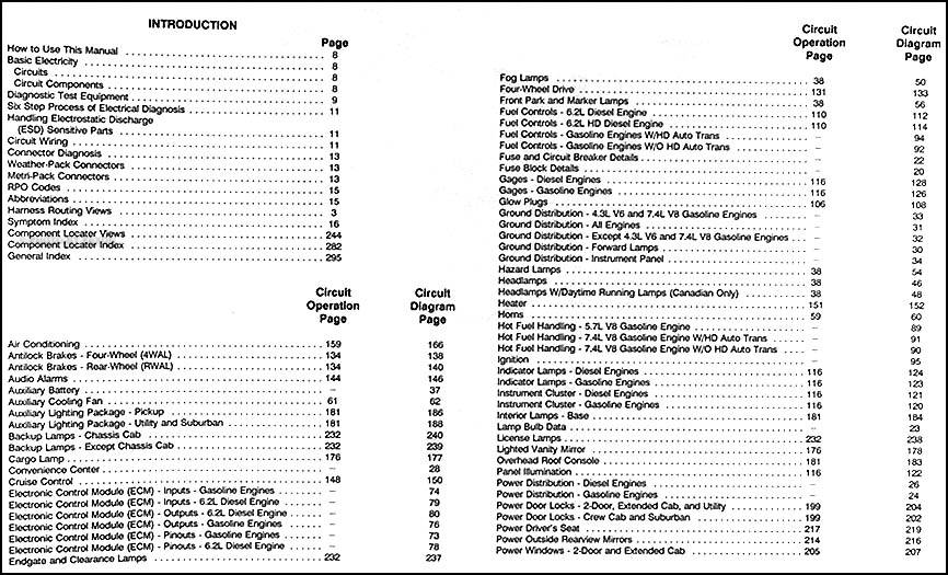 1992ChevCKWD TOC?resize=665%2C403 diagrams 544695 chevy s10 radio wiring diagram 1991 chevy s10 1993 chevy s10 radio wiring diagram at fashall.co