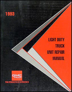 1993 GMC CK Yukon Suburban Sierra Pickup Wiring Diagram 1500 2500 3500