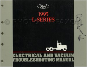 1995 Ford LSeries 70009000 Electrical Vacuum