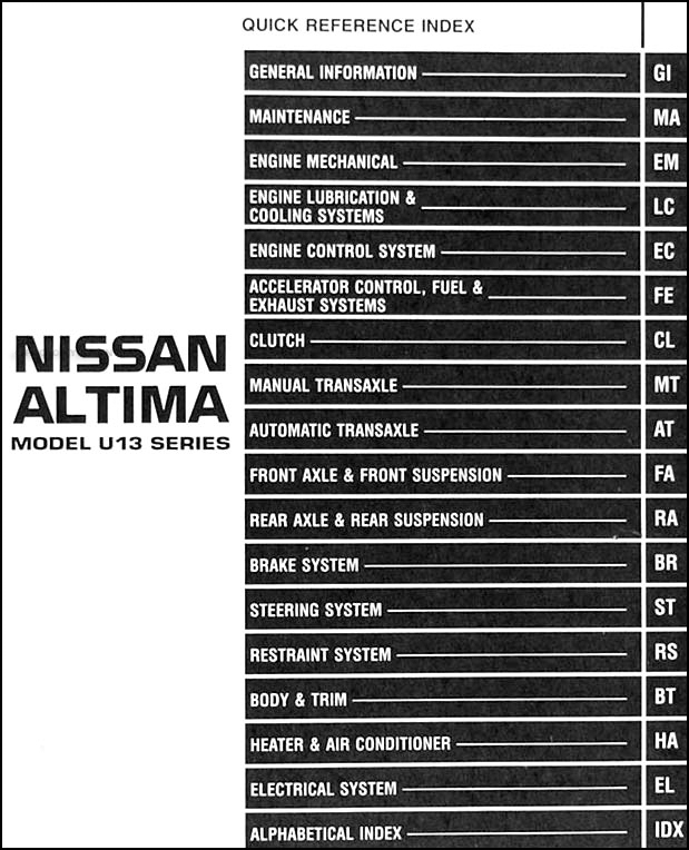 1996 nissan altima fuse box diagram radio wiring diagram u2022 rh diagrambay today 2014 Nissan Altima Fuse Box Diagram 2014 Nissan Altima Fuse Box Diagram