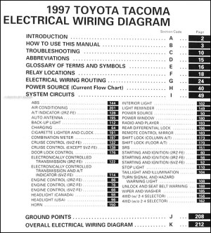 97 Toyota 4runner Fuse Diagram, 97, Free Engine Image For