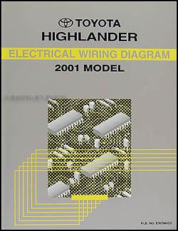 20012002 Toyota Highlander Body Collision Repair Shop
