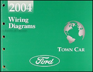 2004 Lincoln Town Car Original Wiring Diagrams