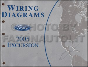 2005 Ford Excursion Wiring Diagram Manual