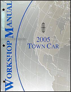 2005 Lincoln Town Car Original Wiring Diagrams