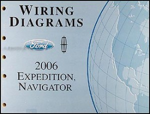 2006 Ford Expedition Lincoln Navigator Wiring Diagram