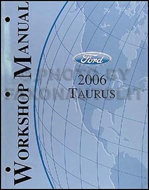 20062007 Ford Taurus Wiring Diagrams Manual Original