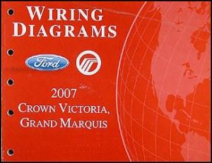 2007 Crown Victoria & Grand Marquis Original Wiring