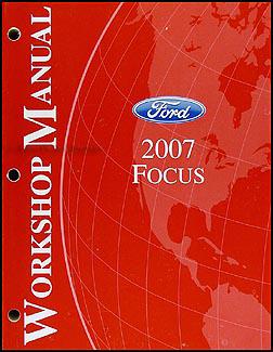 2007 Ford Focus Wiring Diagram Manual Original