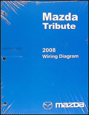 2008 Mazda Tribute Wiring Diagram Original