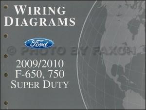 20092010 Ford F650F750 Medium Truck Wiring Diagram