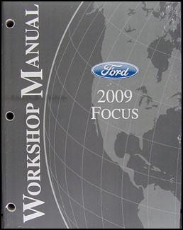 2009 Ford Focus Wiring Diagram Manual Original