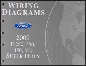 2009 Ford FSuper Duty F250 F350 F450 F550 Repair Shop