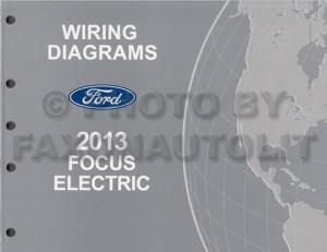 2013 Ford Focus Service Shop Repair Manualhtml | Autos Weblog