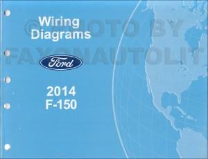 2014 Ford F150 Wiring Diagram Manual Original