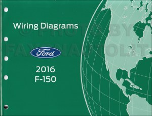 2016 Ford F150 Wiring Diagram Manual Original