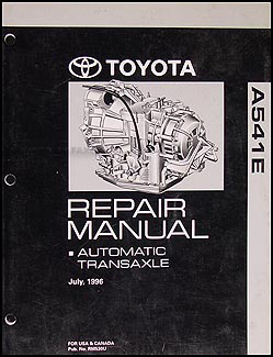 1999 Toyota Avalon Wiring Diagram Manual Original