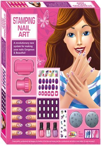 Ekta Sting Nail Art Kit 8 Years Plus