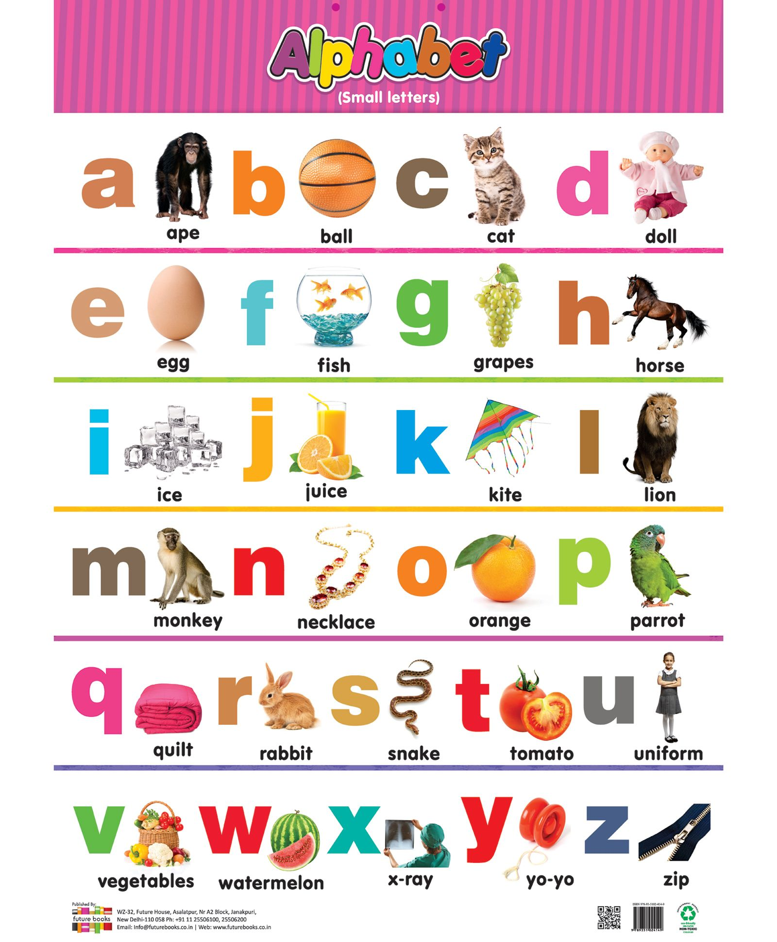 Small Abcd Writing