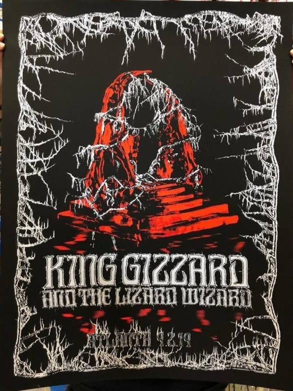 king gizzard the lizard wizard