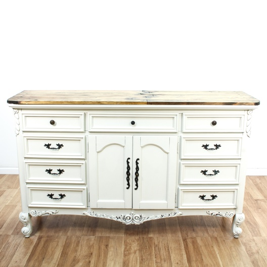 white country farmhouse dresser buffet loveseat vintage on country farmhouse furniture id=47897