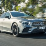 2019 Mercedes Benz A Class Sedan Review Power Luxury And Size
