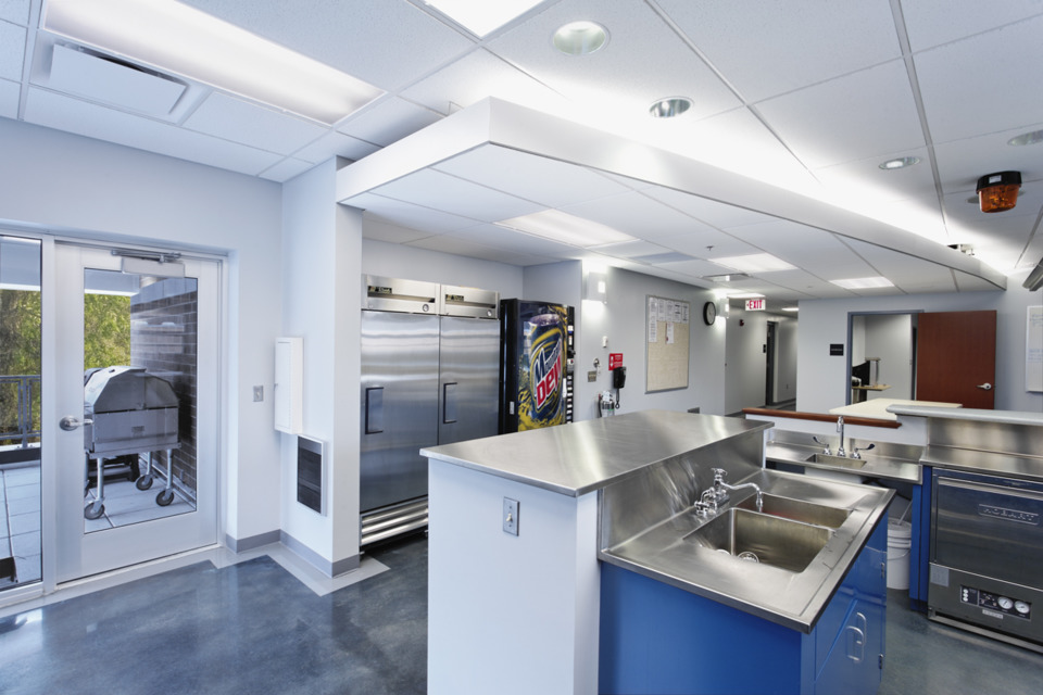 Fire Station Kitchen Design Five Tips To Create A Usable Firehouse Cooking Area