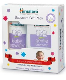 Himalaya Baby Care Gift Pack - Set Of 2