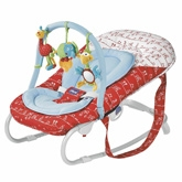 Bouncers, Cradles & Bassinets - Chicco Bouncing Chair (Distraction)