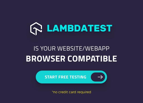 lambdatest