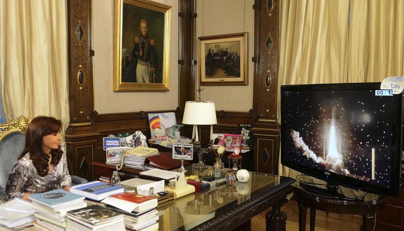 7. Аргентина. Кабинеты президентов, фото
