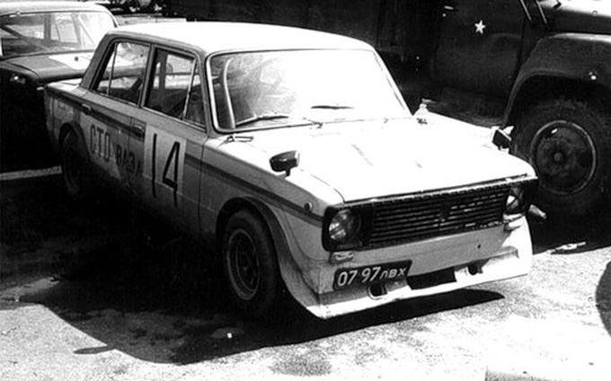 Автоспорт в СССР автоспорт, гонки, история, ретро фото, ссср