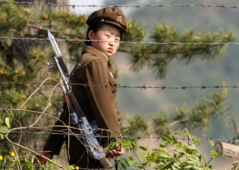 4. North Korea Norway, Russia, USA, Prison