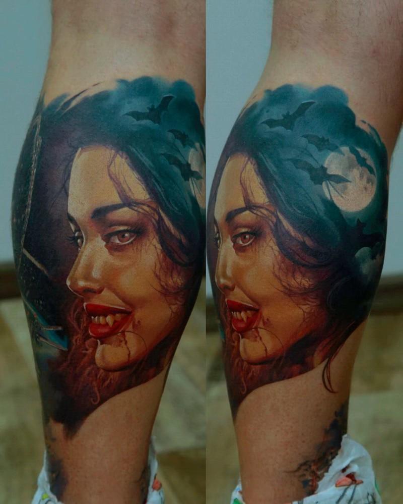 татуировки произведения искусства дмитрия самохина
