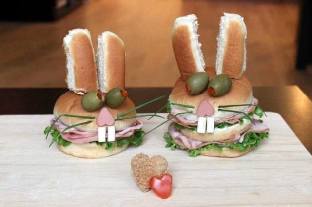 7. Детский гамбургер еда, своими руками, сделай сам