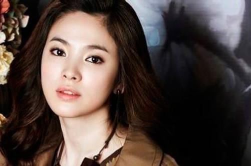 Красивые кореянки (28 фото)