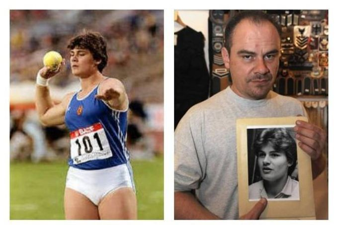 2. Хайди Кригер steroid, девушки, качки, спорт