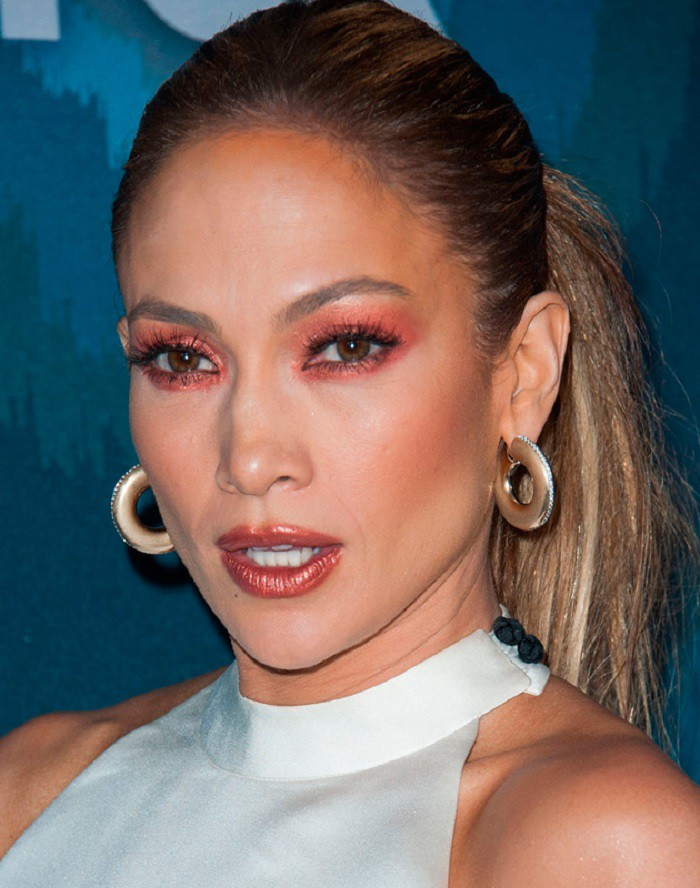 Дженнифер Лопес грим, звезды, знаменитости, косметика, красота, макияж