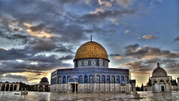 3. Мечеть Аль-Акса, Иерусалим красота, мечеть, мир