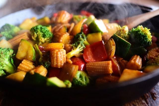 6. Стир-фрай кухня, мужчины, рецепты
