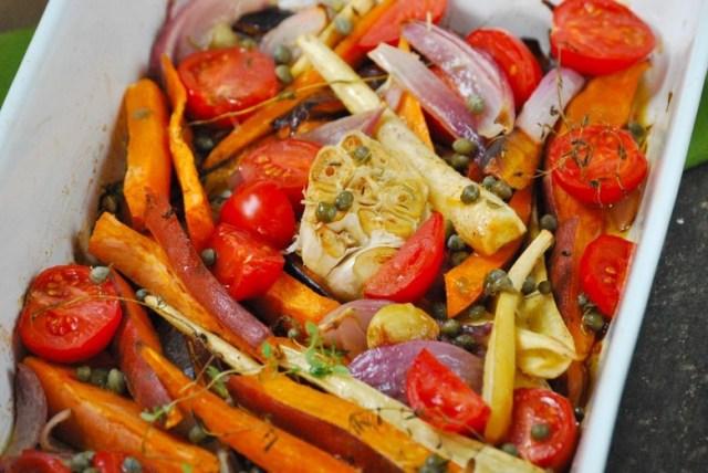 2. Запеченные овощи кухня, мужчины, рецепты