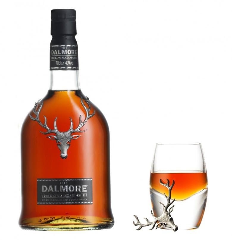 8. Dalmore 62 – $200000 – $215000 алкоголь, стоимость