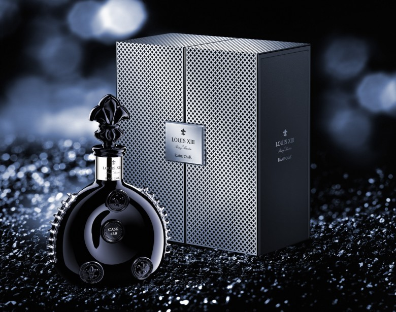 12. Black Pearl Louis XIII Anniversary Edition от Remy Martin - $165000 алкоголь, стоимость